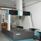 3D measuring machine in the measuring room at Melior Laser