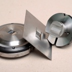 Punching tool for Trumpf combined laser-punch machine