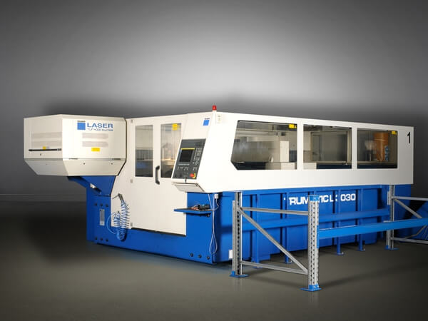 TRUMPF Trumatic L3030 TLF4000t laser cutting machine