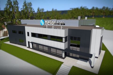 Melior Laser's sheet metal fabrication plant is to be expanded in 2017 - Video