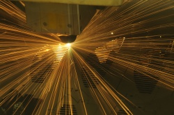 Technology of laser cutting