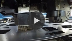Sheet metal processing video